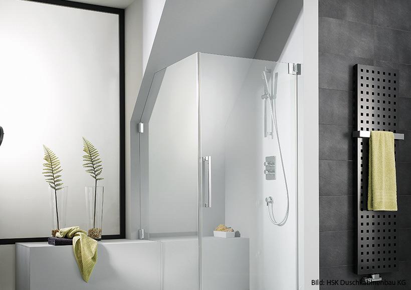 Gestaltungstipps für ein Bad mit Schräge - Walter Christof GmbH ...